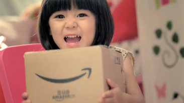 Amazon commercial, Director CaiChenHui, beijing eye video production