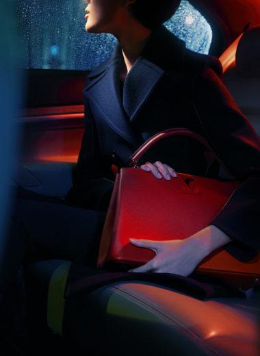 Vogue China, Louis Vuitton, Quentin Shih, Beijing Eye production